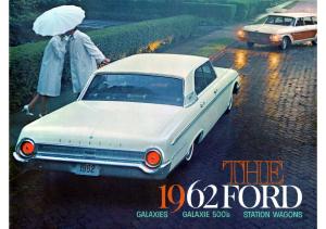 1962 Ford Full Line Prestige