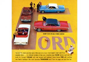 1963 Ford Full Line (Rev)