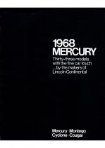 1968 Mercury Full Line