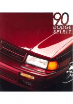 1990 Dodge Spirit