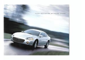 2004 Chrysler Sebring Coupe