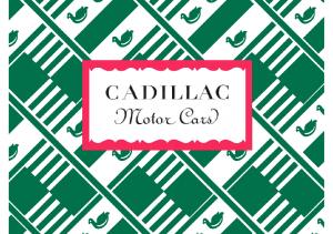 1928 Cadillac Prestige