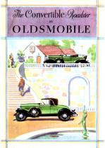 1929 Oldsmobile Convertible Roadster