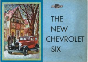 1931 Chevrolet Full Line
