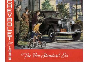 1935 Chevrolet Standard