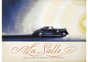 1936 LaSalle Prestige