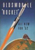 1952 Oldsmobile Rocket