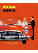 1954 Buick Full Line