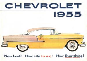 1955 Chevrolet Full Line A