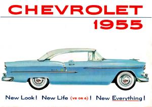 1955 Chevrolet Full Line B