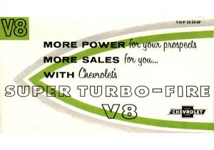 1955 Chevrolet Super Turbo-Fire