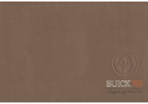 1960 Buick Prestige Portfolio (Rev)