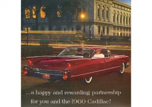 1960 Cadillac Happiness & Reward Mailer