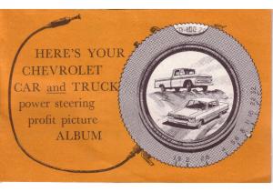 1963 Chevrolet Power Steering Profit