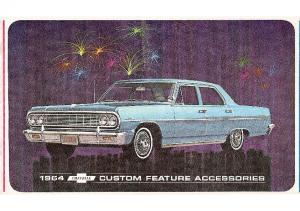 1964 Chevrolet Chevelle Accesories