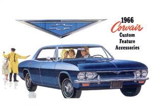 1966 Chevrolet Corvair Accessories