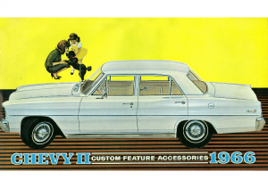 1966 Chevy II Accessories