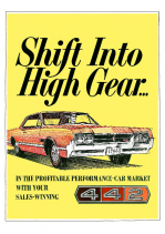1966 Oldsmobile 442 Club Folder
