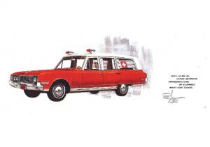 1966 Oldsmobile Professional Cars
