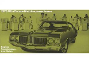 1970 Oldsmobile Power Teams
