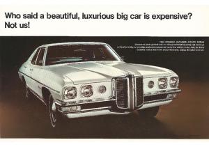 1970 Pontiac Mailer