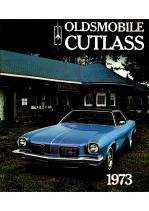 1973 Oldsmobile Cutlass (Cdn)