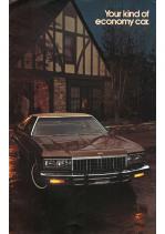 1976 Chevrolet Caprice & Impala Mailer