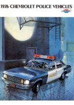 1976 Chevrolet Nova Police Vehicles