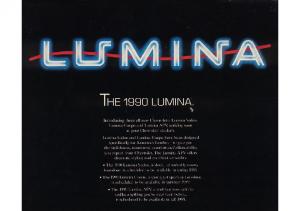 1990 Chevrolet Lumina Folder