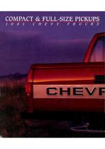 1991 Chevrolet Pickups