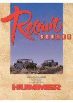 1993 AMG Hummer Recruit