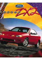 1998 Ford ZX2
