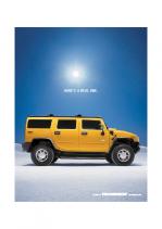 2003 Hummer H2 Folder