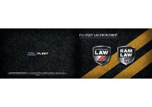 2018 Dodge Fleet Police Catalog