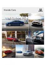 2019 Honda Cars Range