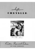 1934 Chrysler Imperial BW