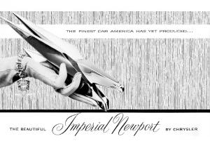 1953 Chrysler Imperial Newport Folder