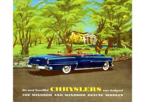 1953 Chrysler Windsor