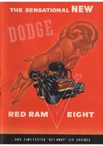 1953 Dodge Engines