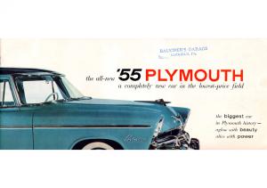 1955 Plymouth Prestige