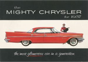 1957 Chrysler Full Line Prestige