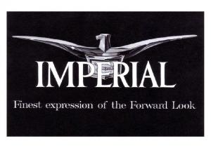 1957 Chrysler Imperial BW