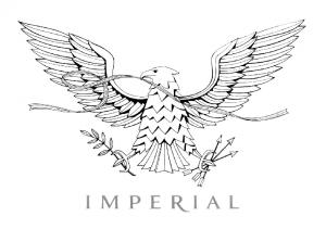 1958 Chrysler Imperial Foldout BW