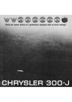 1963 Chrysler 300-J BW