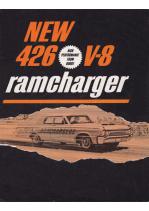 1964 Dodge Ramcharger Booklet