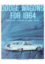 1964 Dodge Wagons