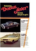 1968 Dodge Fever Foldout