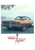 1969 Dodge Full Line Auto Show Insert