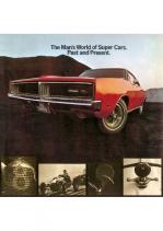 1969 Dodge Performance Models