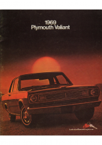 1969 Plymouth Valiant